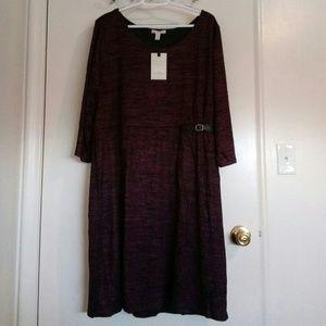 Plus Size Dana Buchman Dress